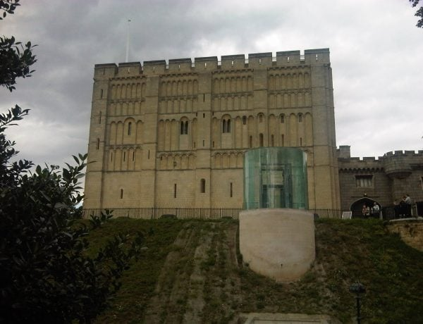 inNorfolk | Queen of Norwich castle