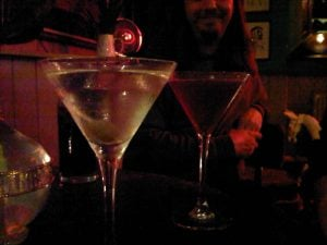 inNorfolk | Martinis at The Birdcage