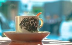 inNorfolk | Sipping tea at Stephanie's