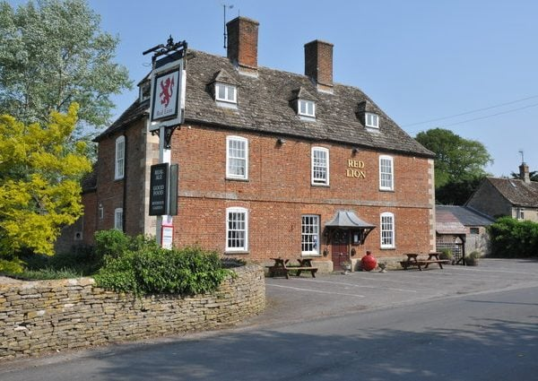 inNorfolk | The Red Lion, Eaton
