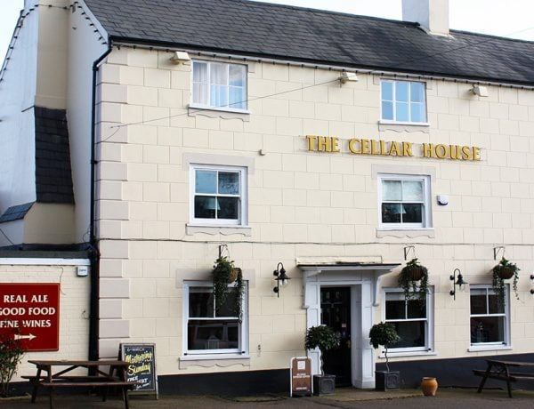 inNorfolk | Drinks at The Cellar House, Eaton