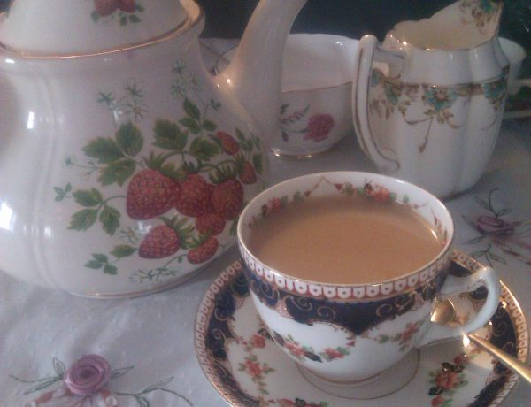 inNorfolk | Nostalgia and cake at Biddy's Tea Rooms