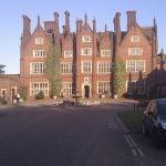 inNorfolk | Wedding bells at Dunston Hall
