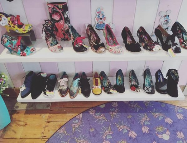 inNorfolk | More shoes than Imelda Marcos