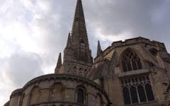 inNorfolk | Local history at Norwich Cathedral