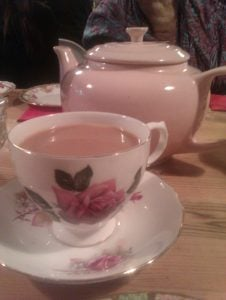 inNorfolk | Cute crockery at Tea and Little Cakes