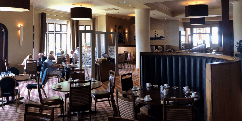 The Brasserie at Dunston Hall
