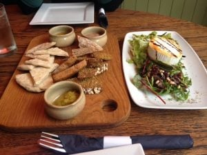 inNorfolk | Light lunch at The Flathouse