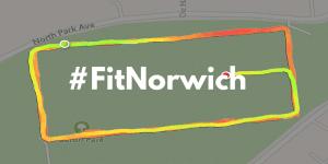 in Norfolk | #FitNorwich at Norwich Park Run