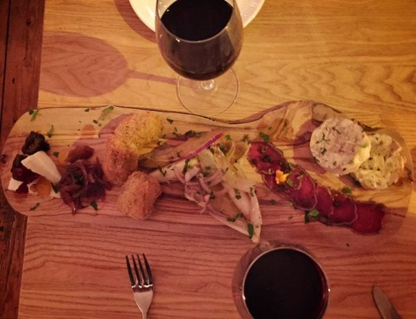 in Norfolk | Wine and cheese at No.79