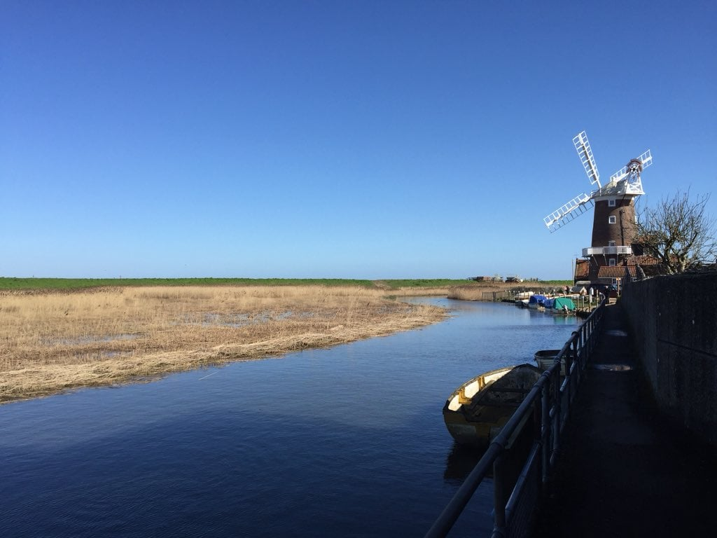 Windwill at Cley next the Sea
