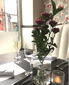 Gali Fine Dining interior
