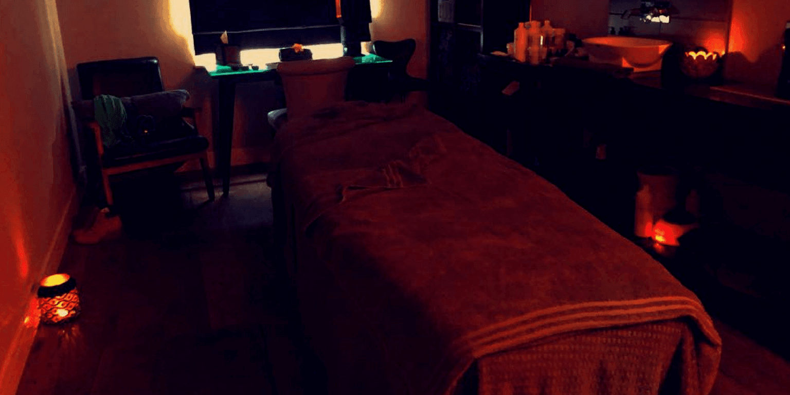 Norfolk Mead Hotel treatment room
