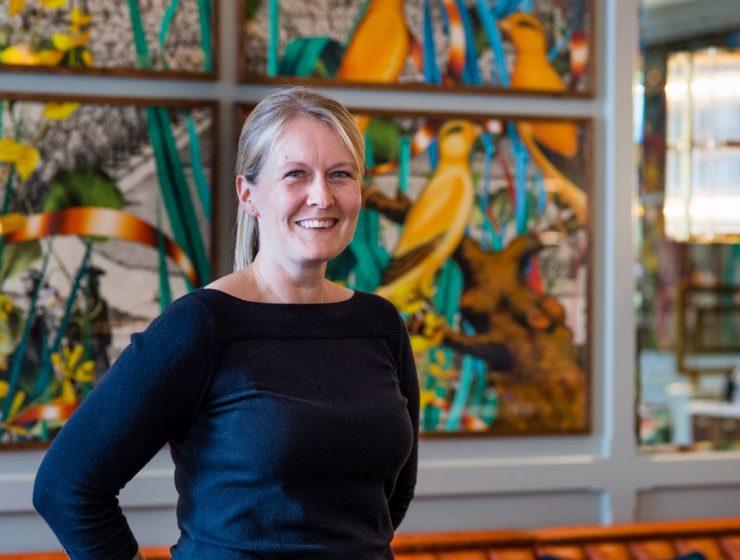 Ivy Brasserie Norwich Manager Katie Miller