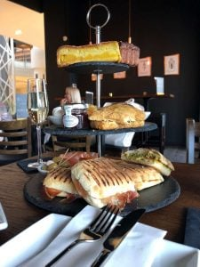 Italian afternoon tea at Veeno Norwich