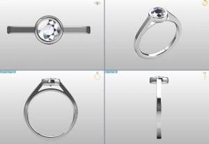 Aurum ring 1