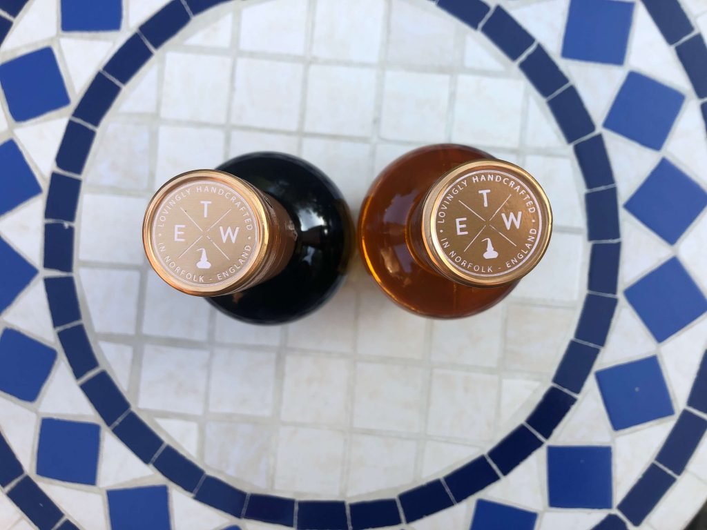 English Whisky Company Liqueur