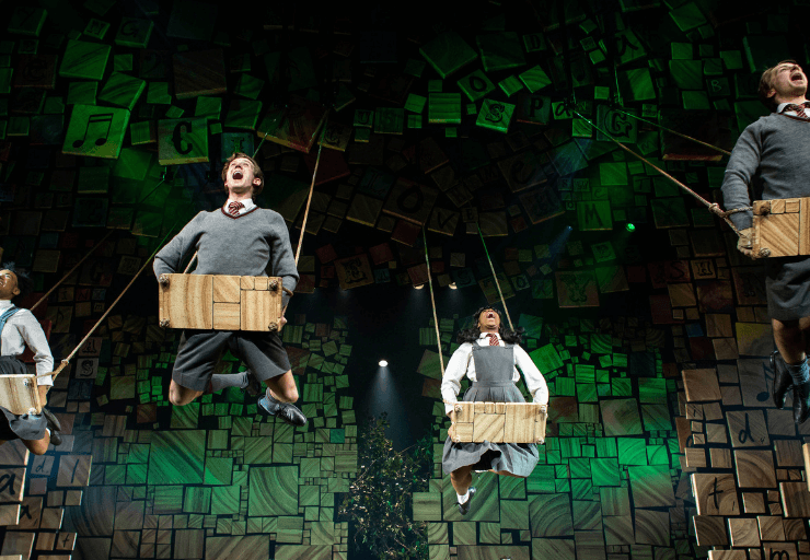 Matilda The Musical Norwich Theatre Royal
