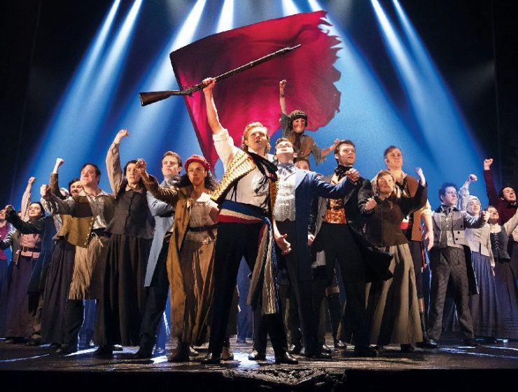 Les Miserables norwich