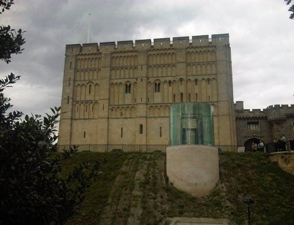 inNorfolk | Queen of Norwich castle