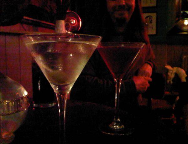 inNorfolk | Martinis at The Birdcage