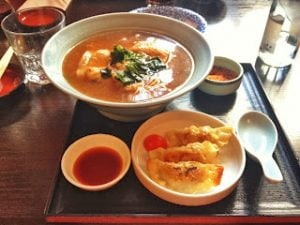inNorfolk | A hearty lunch at Shiki