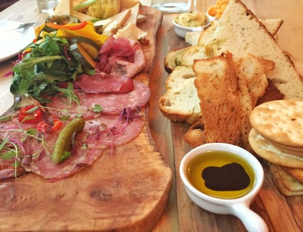 in Norfolk | Cold cuts at No.79 Bar & Charcuterie