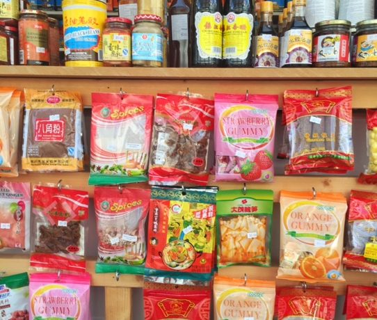 in Norfolk | Oriental Express, Norwich Market