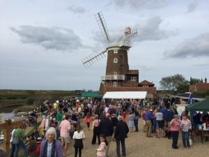 Cley Harbour Day