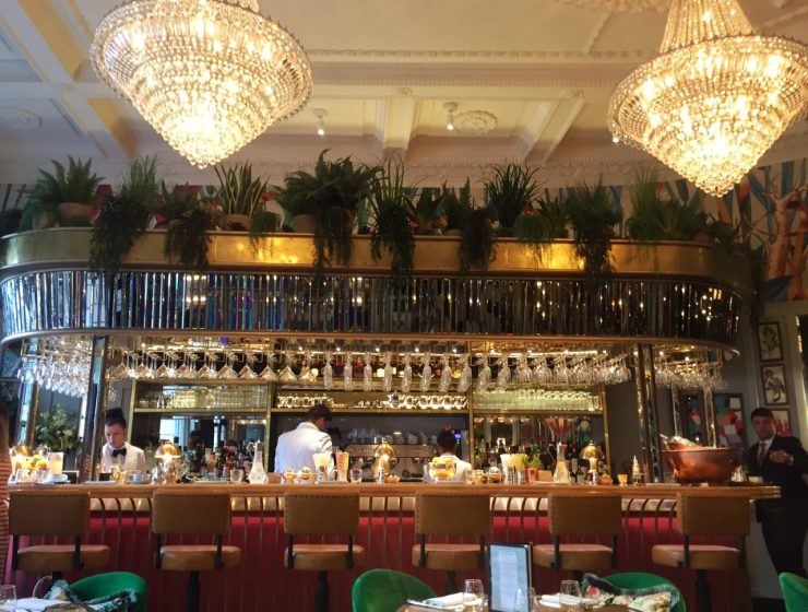The Bar at The Ivy Brasserie
