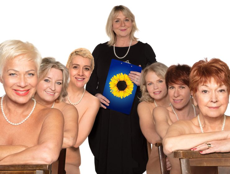 Calendar Girls Norwich Theatre Royal
