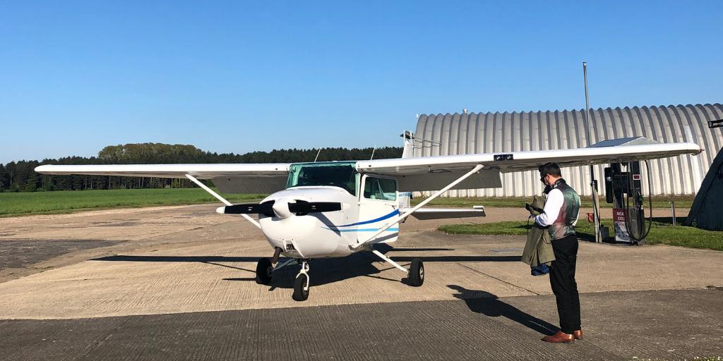 Cessna light aircraft - McAully Flying Group