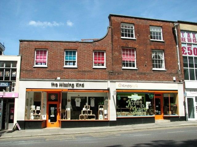 Hidden History Tour Norwich- KindaKafe