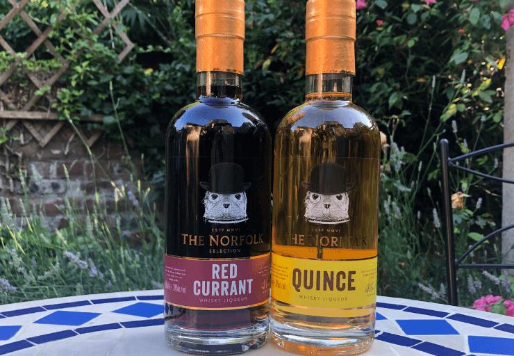 English Whisky Company Liqueurs