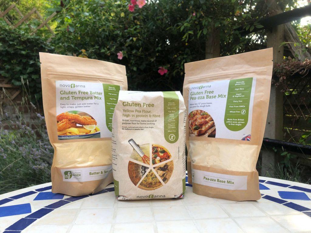 Novo Farina: Gluten-Free Flour
