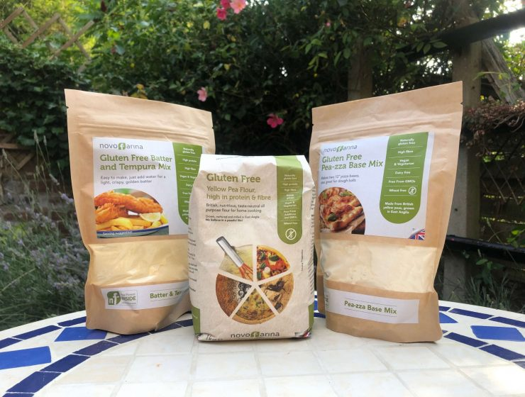 Novo Farina Gluten Free Flour Range